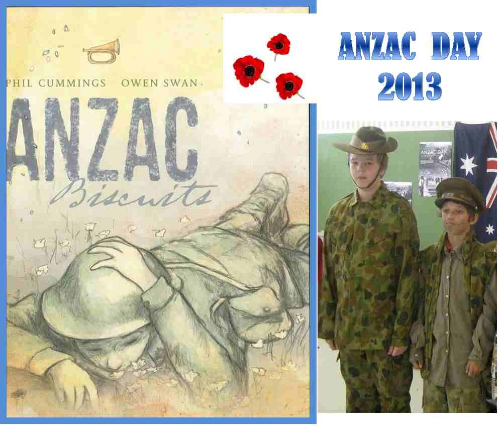 ANZAC tribute