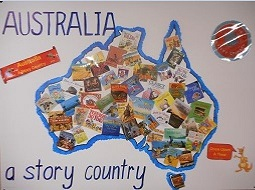 Bookweek- Australia Story Country